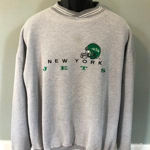 80s New York Jets Sweatshirt Vintage NFL Football